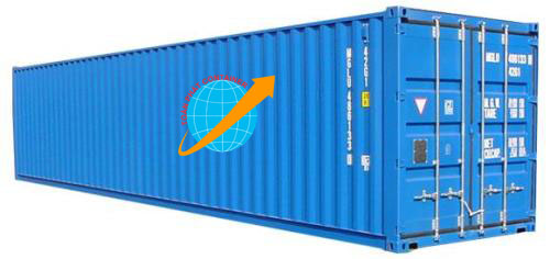 Container kho 40 feet DC